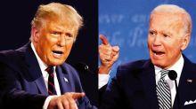 川普「終局之戰」?美大選最新民調 網驚嚇