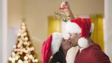 Beware of cold sores under the mistletoe this Christmas