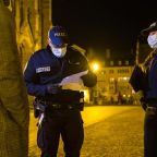Coronavirus: More than 350,000 people fined in France for breaking lockdown rules