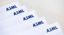 ASML Holding Earnings inline, Revenue Misses In Q3