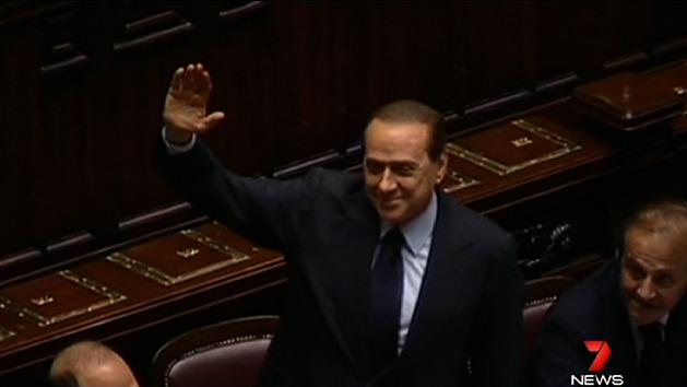 Berlusconi found guilty of sex with minor