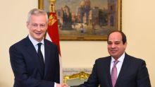 Egypte: HRW dénonce les propos de Le Maire sur Sissi