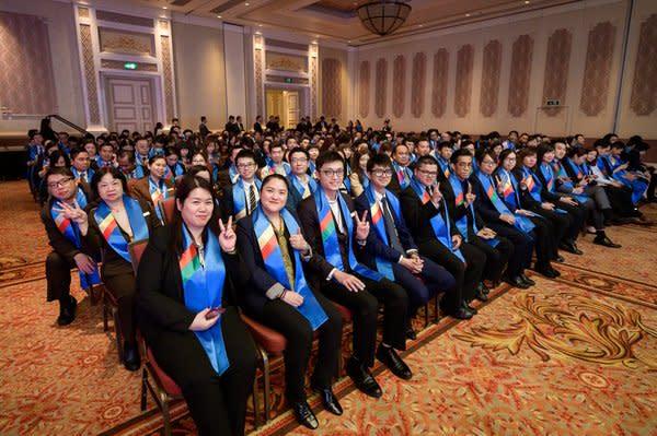 金沙中國舉行「金沙中國學院澳門多元人才」畢業禮,嘉許6,200名完成各項金沙中國培育計劃的團隊成員。