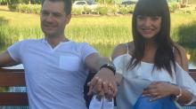 Andrea Estévez, separada a 3 meses de ser mamá: 'La crisis comenzó a los 15 días del nacimiento de Hannah'