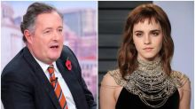 Piers Morgan Has Precisely Zero Time For Emma Watson Saying She's 'Self-Partnered'