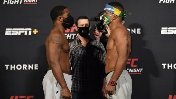 UFC live results: Main card and Woodley vs. Burns