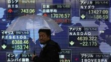 Asian Equities Edge Higher After Powell Testimony; Japan, EU Sign Trade Agreement