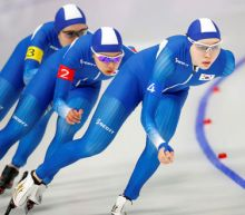 South Koreans furious after speed skaters hang team mate out to dry