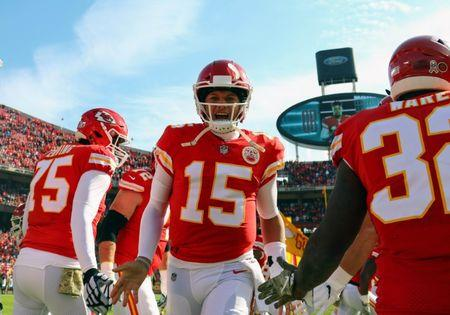 Take 5: Chiefs Rams take center stage