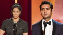 Sarah Silverman, Kumail Nanjiani hold civil 'Roseanne' discussion