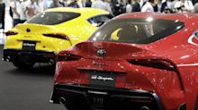 Toyota RebukesTrump for SendingMessage That Carmaker 'Not Welcomed' in U.S.