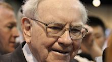 Stock Market News: Why Warren Buffett's Favorite War-on-Cash Stock Soared Wednesday