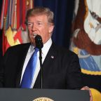 Trump Announces Continued Presence in Afghanistan: 'We Will Fight to Win'