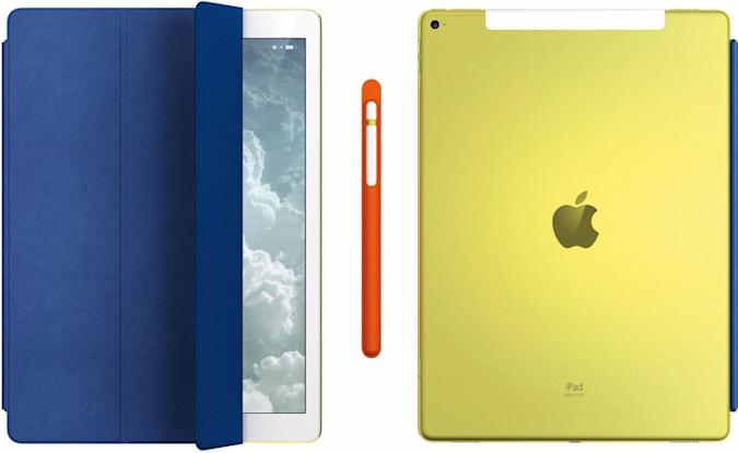 Apple made a one-of-a-kind iPad Pro for a charity auction