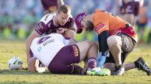 Stricken Manly face more injury heartache