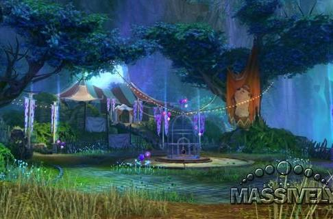 Aion opens Halloween-themed Nightmare Circus dungeon