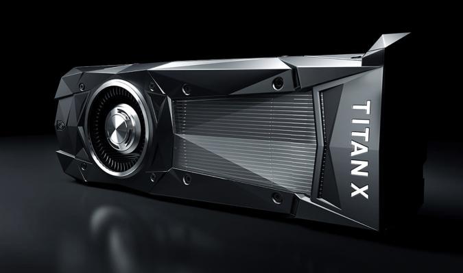 La nueva NVIDIA Titan X es más potente y poderosa que nunca