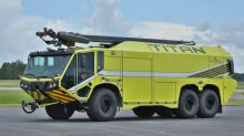 E-ONE Introduces the New TITAN® 6X6 Aircraft Rescue and Firefighting Vehicle