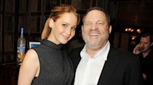 Jennifer Lawrence responds to Harvey Weinstein claims
