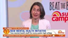 Mental health experts to be placed in all NSW public schools
