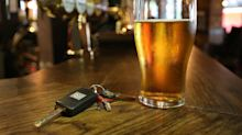 Drink-drive crashes up 3% in 12 months