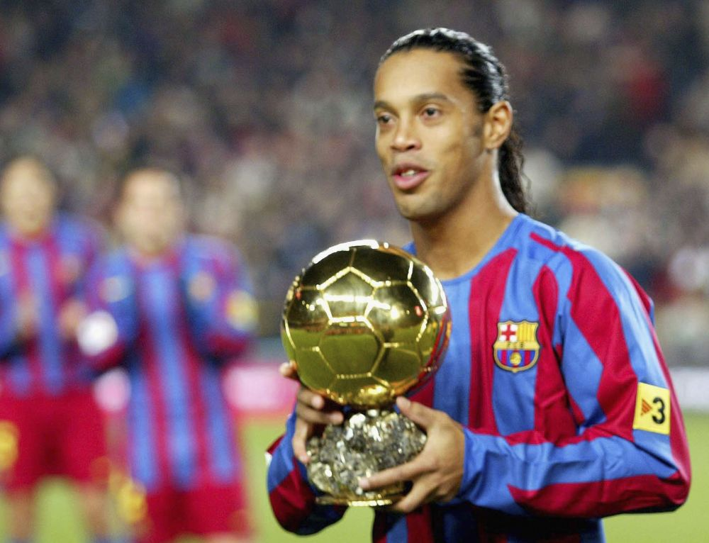 Offiziell: Ronaldinho nimmt am Legenden-Clasico teil