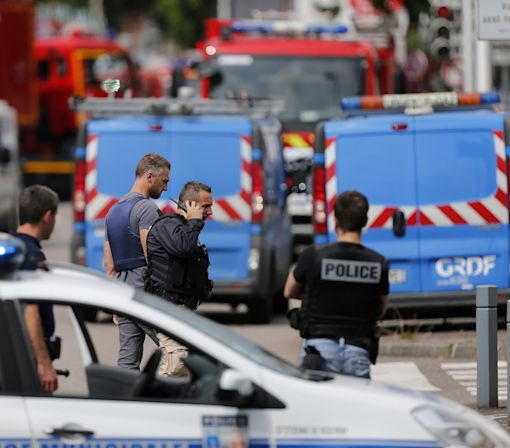 ISIS Claims Attack on French Church That Left 84-Year-Old Priest Dead