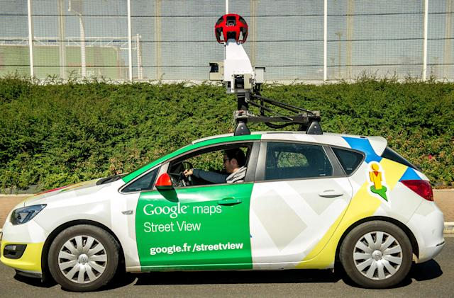 All Google needs to update business info is a Street View photo