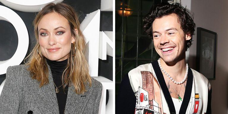 Olivia Wilde and Harry Styles's Relationship Reportedly 'Seems Very Serious' - Yahoo Lifestyle