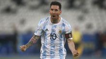 VIDEO: Messi scores 30-yard free kick in Argentina's Copa America opener