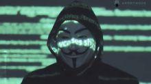 事發地美警官網遭駭!「匿名者」放話公布警暴、貪污證據