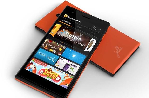 Jolla phone will use Nokia Here map data, get Android apps through Yandex