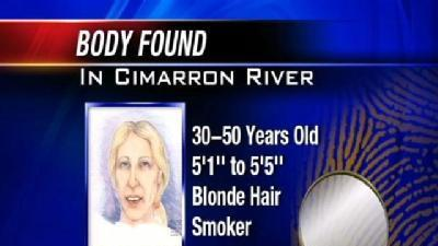 Help Needed To ID Body Found In River
