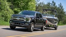 F-150 Pickup Sales Drop 46% as Ford Begins Launch of All-New Model