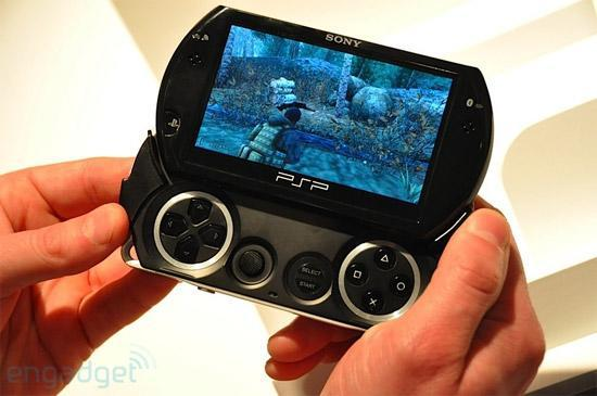 How would you change Sony's PSP Go?