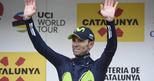 Cyclisme - T. du Pays Basque - Tour du Pays Baque : Alejandro Valverde remporte l'étape reine