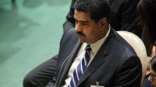 Während sein Volk hungert, speist Präsident Maduro im Luxuslokal
