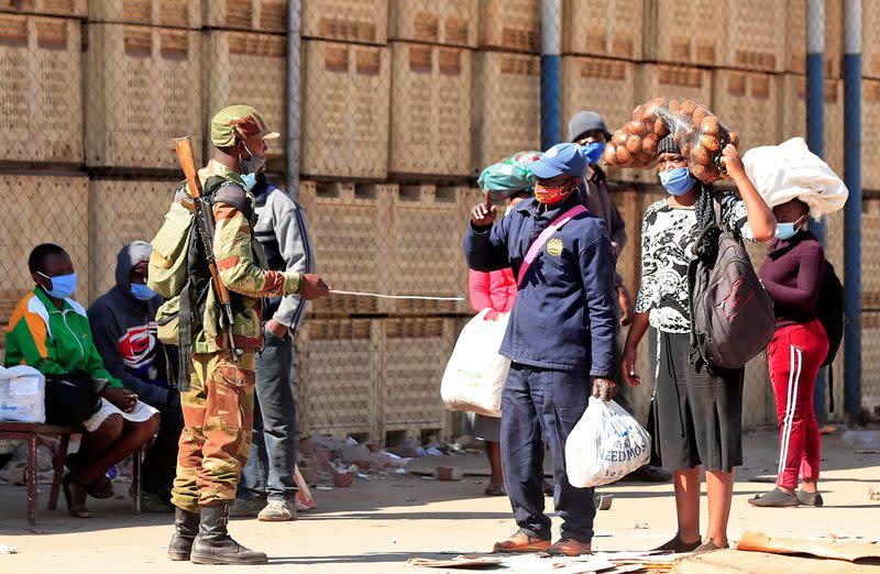 Zimbabwe court bans anti-government protest in Bulawayo