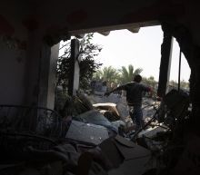 Israel strikes Hamas targets after 2 rockets fired from Gaza