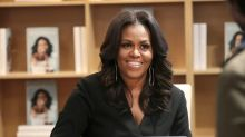 Michelle Obama Is Now on Her Way to EGOT-ing After Winning Her First Grammy, for Becoming