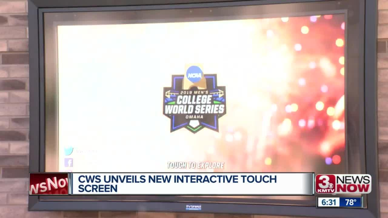 CWS Unveils New Interactive Touch Screen Video