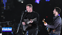 Chris Martin No Longer Vegetarian Following Gwyneth Paltrow Split