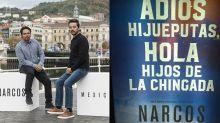 """Netflix retira una publicidad de Narcos: México con la palabra """"hijueputas"""" instalada junto a dos colegios"""