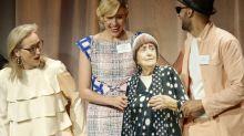 Oscar-Lunch: Darum war ein Promi aus Pappe auf Klassenfoto
