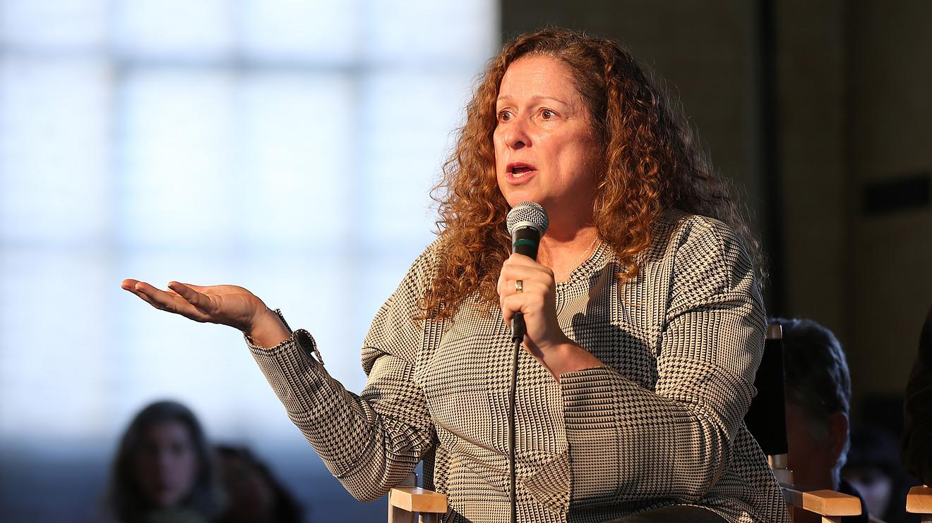 Disney heiress Abigail Disney and other superrich Americans demand the 1% pay higher taxes 'before it's too late'
