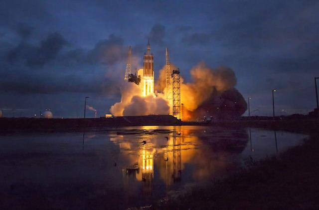 New NASA budget focuses almost exclusively on space
