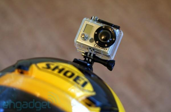 GoPro bringing high-def helmet cams to the masses, launching $180 HD Hero 960