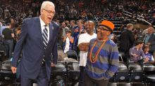 Speaking for everyone, Spike Lee has seen enough of Phil Jackson: 'I'll pack Phil's bags for him'
