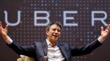 El fundador de Uber está vendiendo sus acciones rápidamente