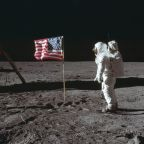 Apollo 11 moon landing samples could have been stolen and sold on black market, scientists say
